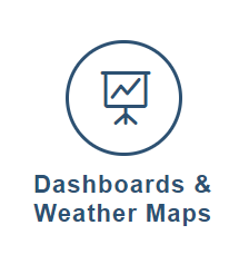 Infosim StableNet - Reporting & Visualization - Dashboards & Weather Maps