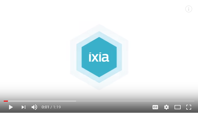 ixia virtual network secuirty