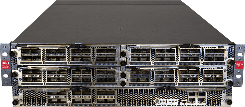 Ixia, a Keysight Business, Delivers Scalable Visibility for Data Centers Today and Tomorrow