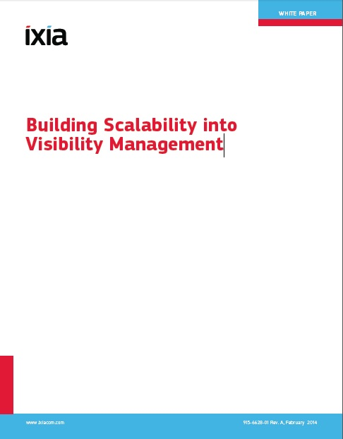 Building Scalability into Visibility Management