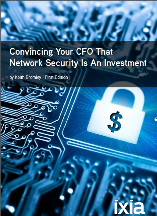 Convicing your CFO that Network Security is an Investment