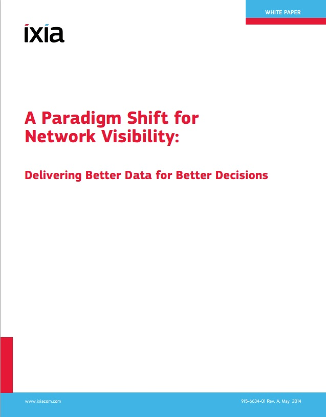 Ixia-Anue-Paradigm-Shift-white-paper