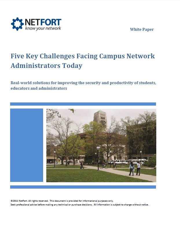 Five Key Challenges Facing Campus Administrators Today