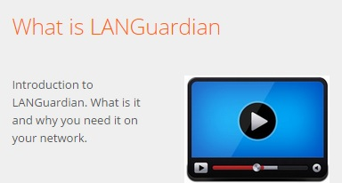 NetFort What Is LanGuardian Video