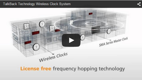 Sapling Talkback Clocks- Video