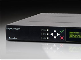 Spectracom Enterprise-Class SecureSync