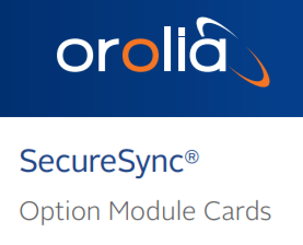 SecureSync® Option Module Cards