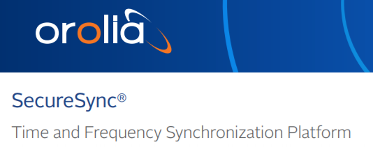 SecureSync® Time and Frequency Synchronization Platform- Datasheet