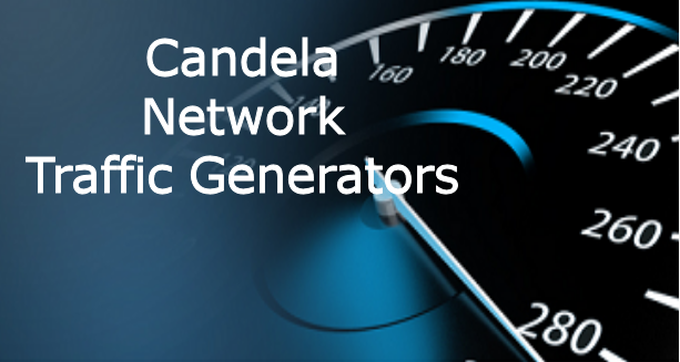 Candela Lanforge Fire Network Traffic Generator