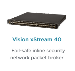 Ixia's Vision xStream 40 Network Packet Broker