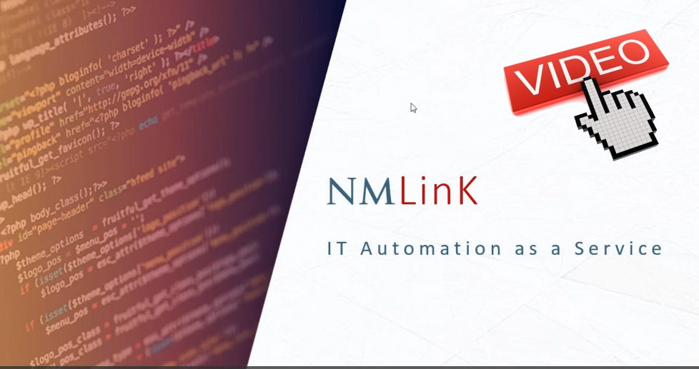 NMSaaS - NMLink IT Automation as a Service