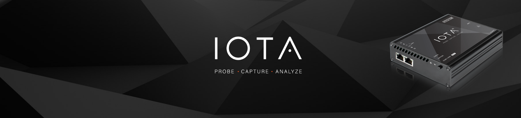 Profitap IOTA - All in one Network Analysis Solution