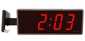 Sapling Digital Display Clocks
