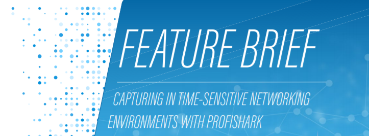 Capturing In Time-Sensitive Networking Environments with ProfiShark