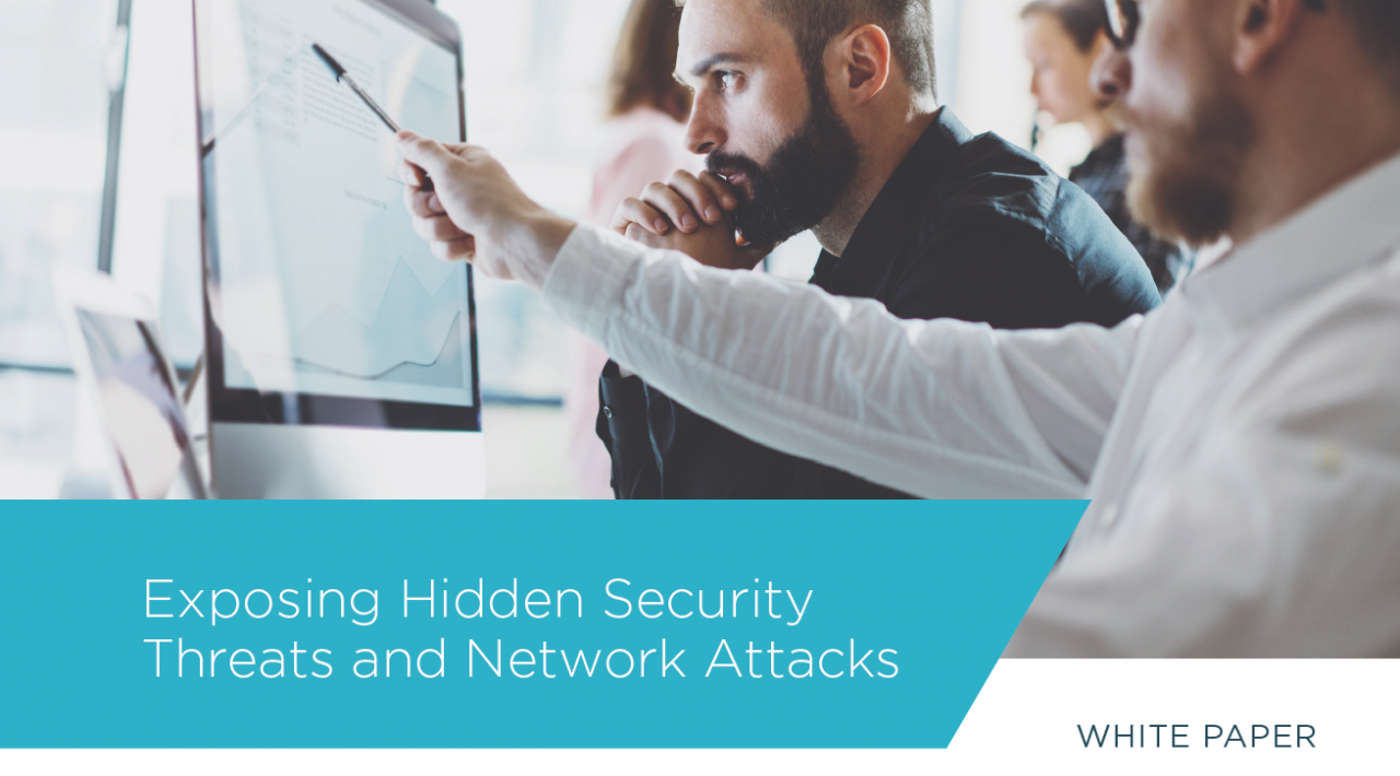 Ixia - Exposing Hidden Security Threats and Network Attacks
