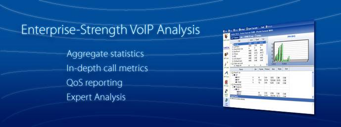 JDSU Network Instruments Observer VoIP Expert- Enterprise Strength VoIP Analysis