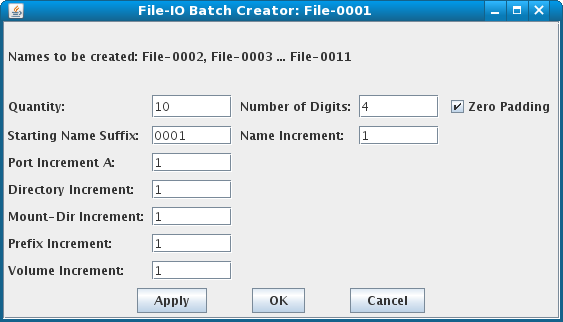 LANforge-GUI File-IO Batch Creator