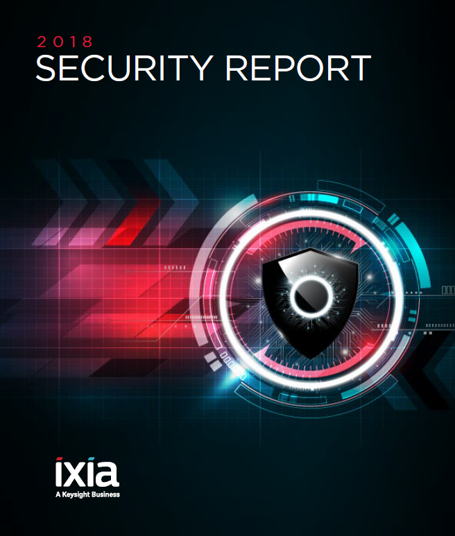 2018 IXIA Security Report